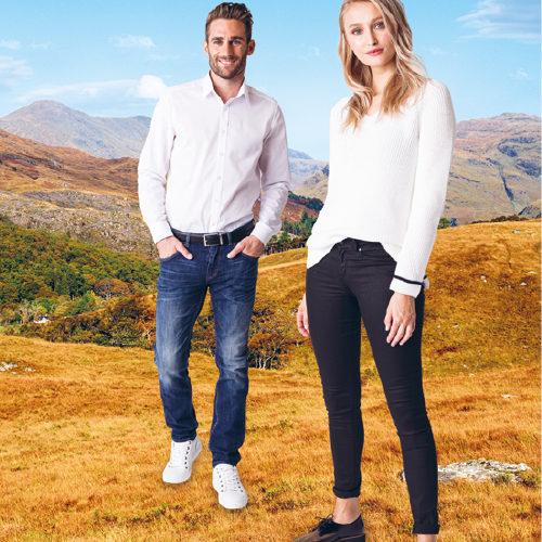 """<h4 class=""""fashion-post"""">Jeans- und Hosenwochen</h4>17. – 26. Oktober 2019"""